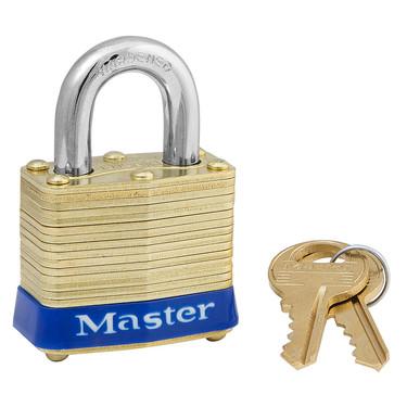 White – Master Lock #4